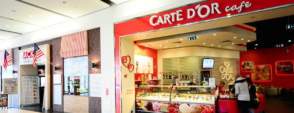 Restauracje I Kawiarnie Galeria Sloneczna