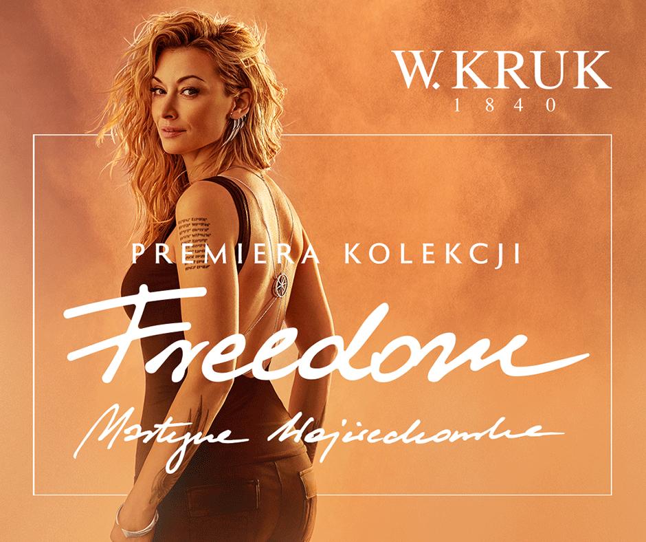 Freedom Na Skrzydlach Wolnosci Martyna Wojciechowska Dla W Kruk