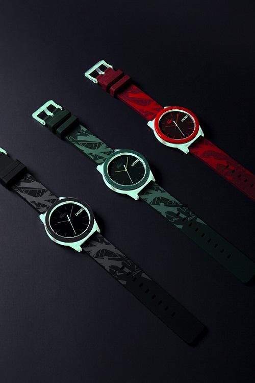 8d93abeab Czas na fluorescencję! Nowa wyjątkowa kolekcja zegarków Lacoste w ...